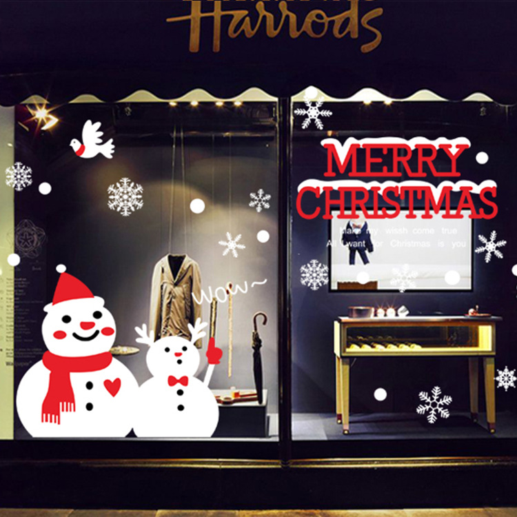 Decal Giáng Sinh – Người Tuyết