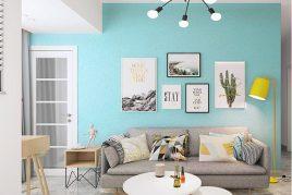 Cách chọn giấy dán tường cho từng không gian trong nhà bạn