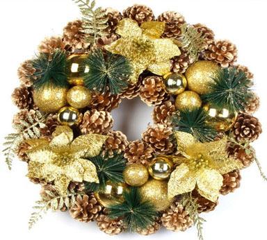 Vòng Nguyệt Quế Giáng Sinh 08