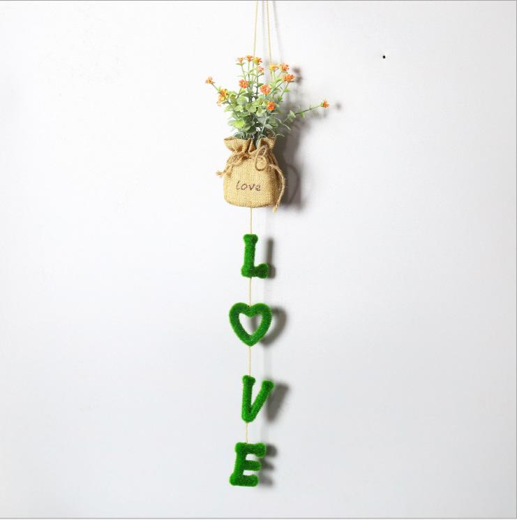 Dây Treo Trang Trí Chữ ( LOVE)
