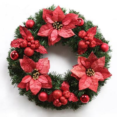 Vòng Nguyệt Quế Giáng Sinh 01