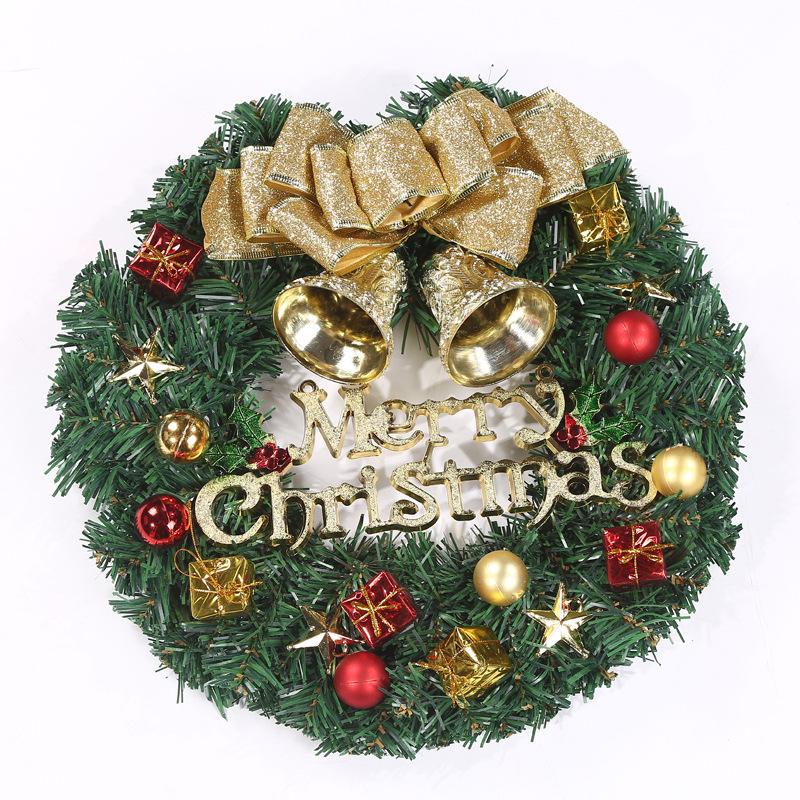 Vòng Nguyệt Quế Giáng Sinh 03