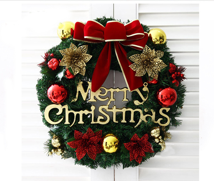 Vòng Nguyệt Quế Giáng Sinh 07