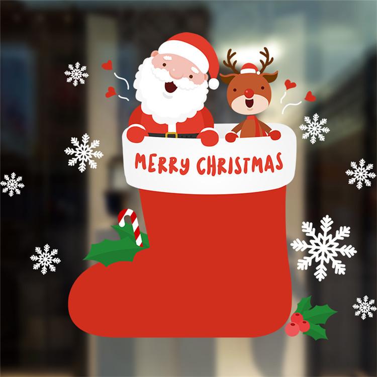 Decal Tất Giáng Sinh – DGS56