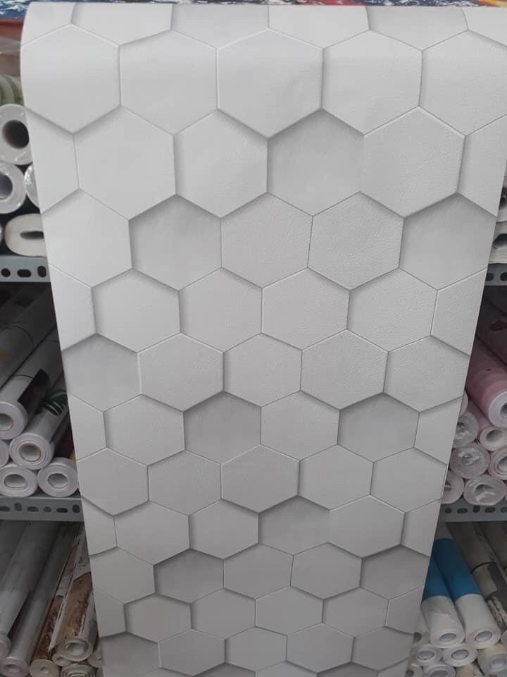 Giấy Dán Tường Giả Gạch 3D