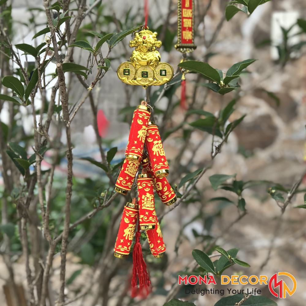 Khánh Tràng Pháo, Thần Tài